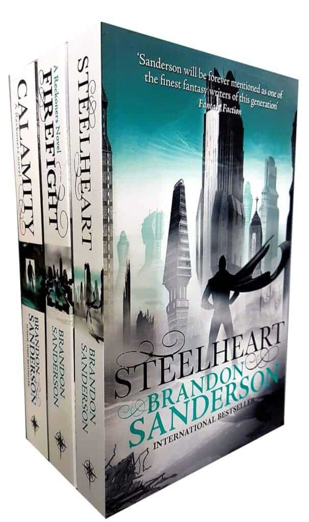 best book series for Teens