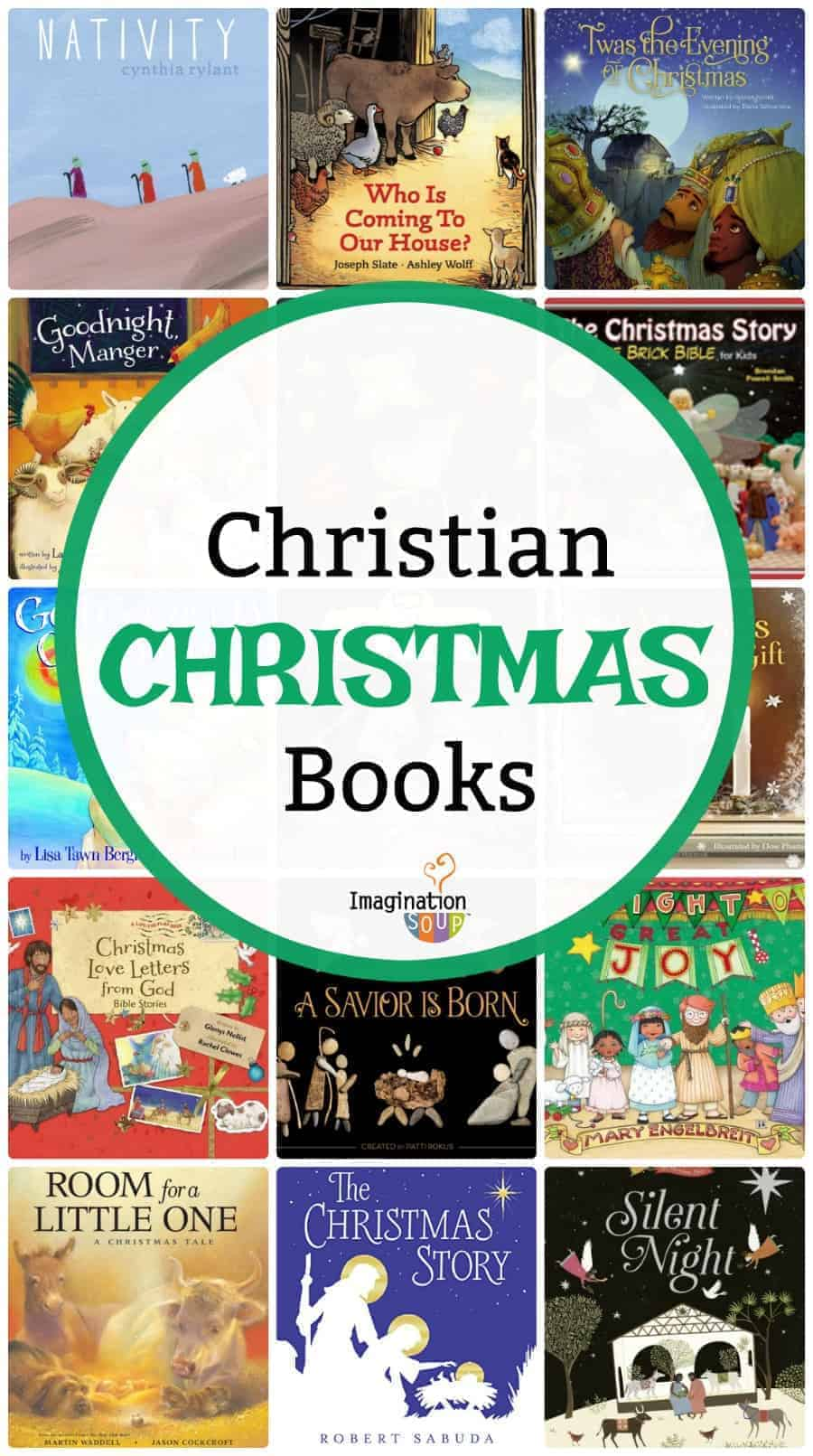 meaningful Christian Christmas books