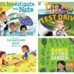 New STEM Books for Grades K – 3