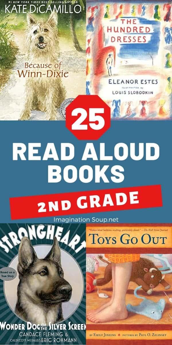 best read aloud books for 2nd grade
