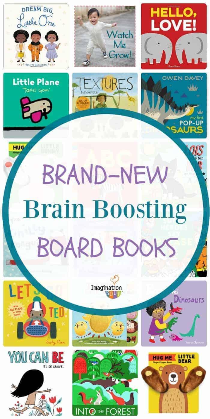 brand new board books 2018 - 2019