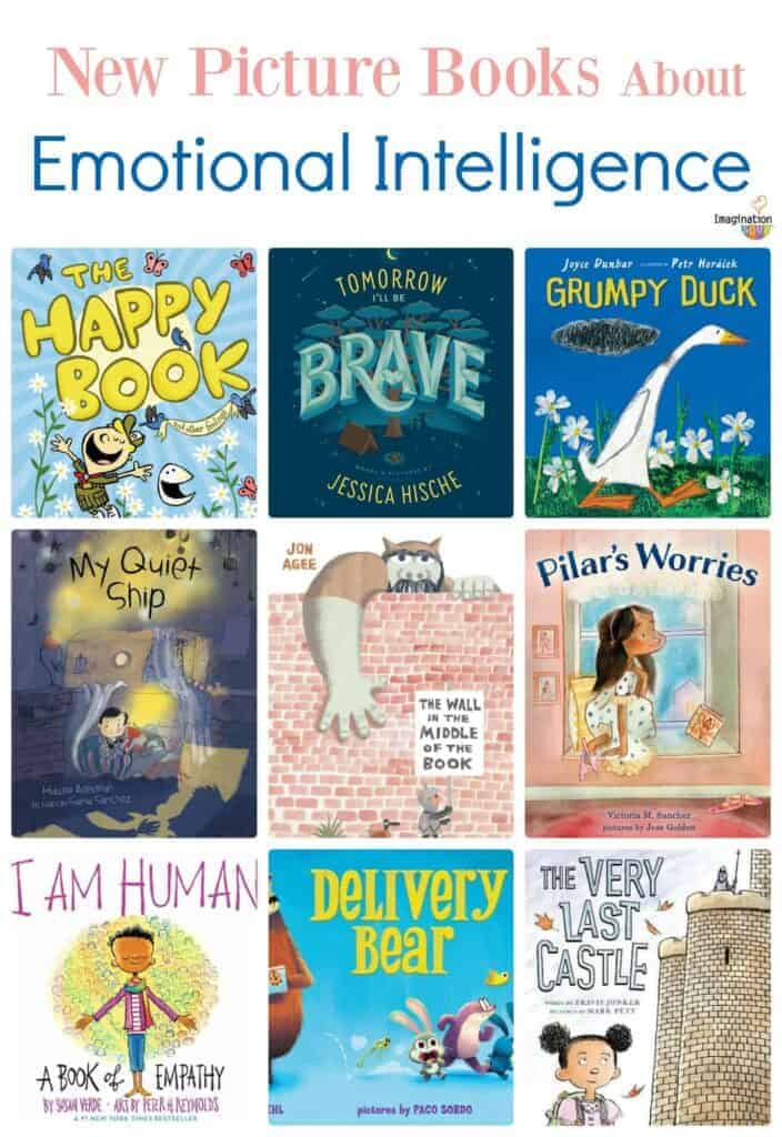 new picture books about emotions