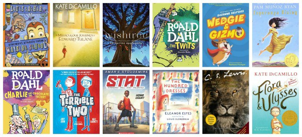 Amazing Read Aloud Books For Second Grade Imagination Soup