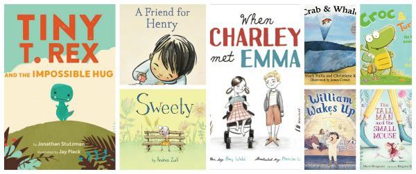 8 New Emotionally Resonant Friendship Picture Books 2019