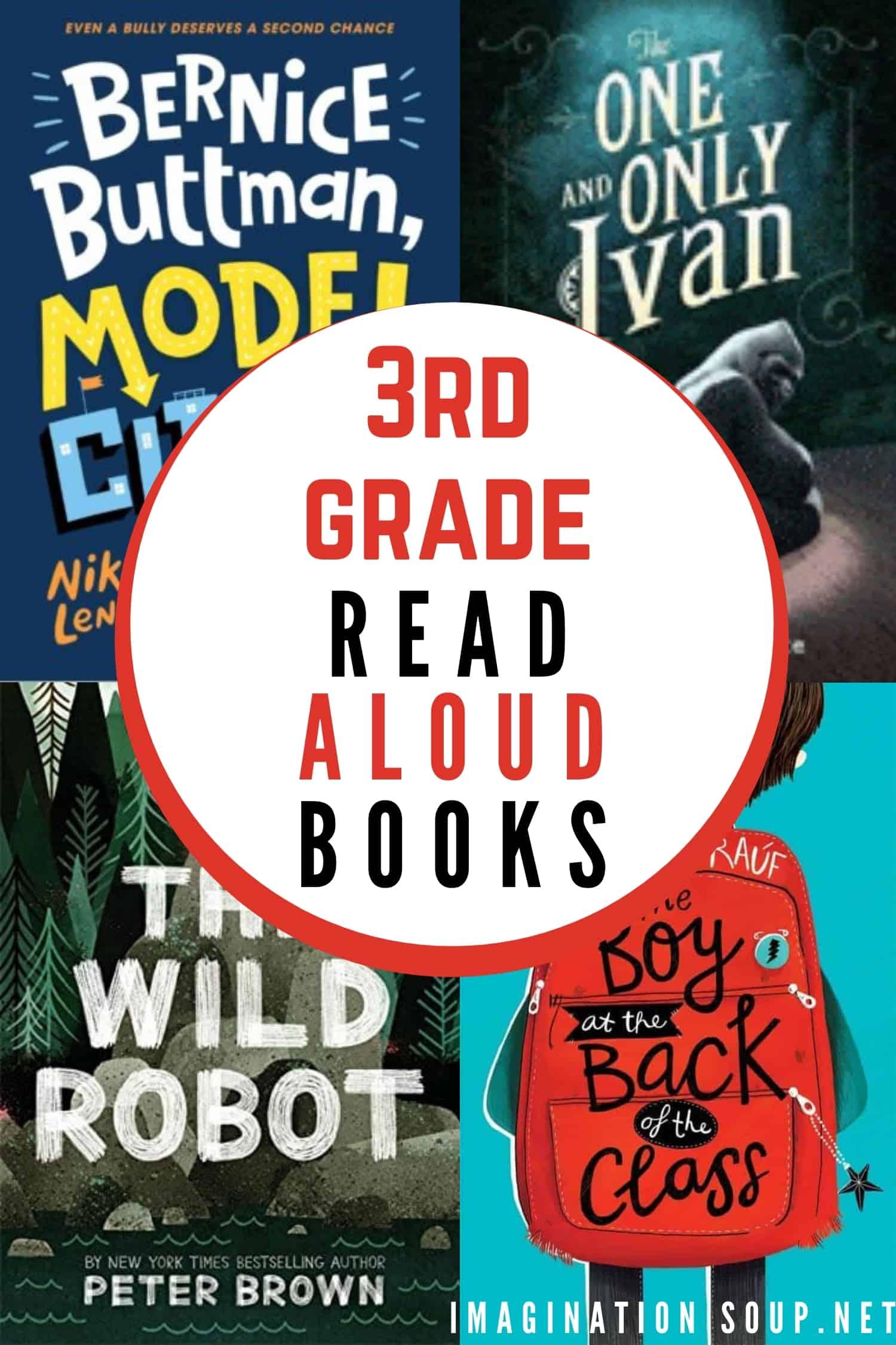 3rd grade read aloud books