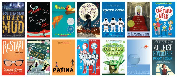4th grade read aloud list