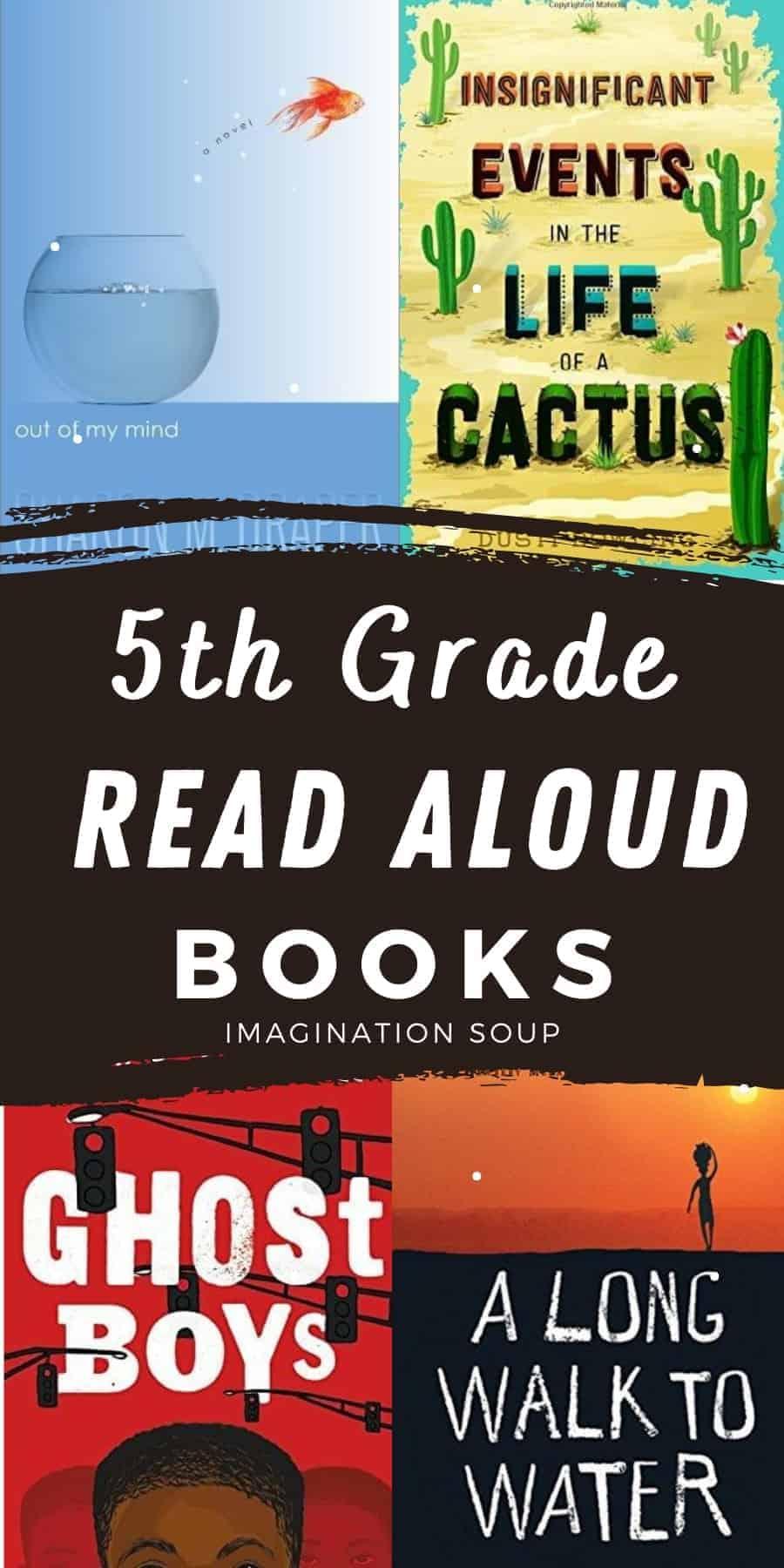 5th grade read aloud books