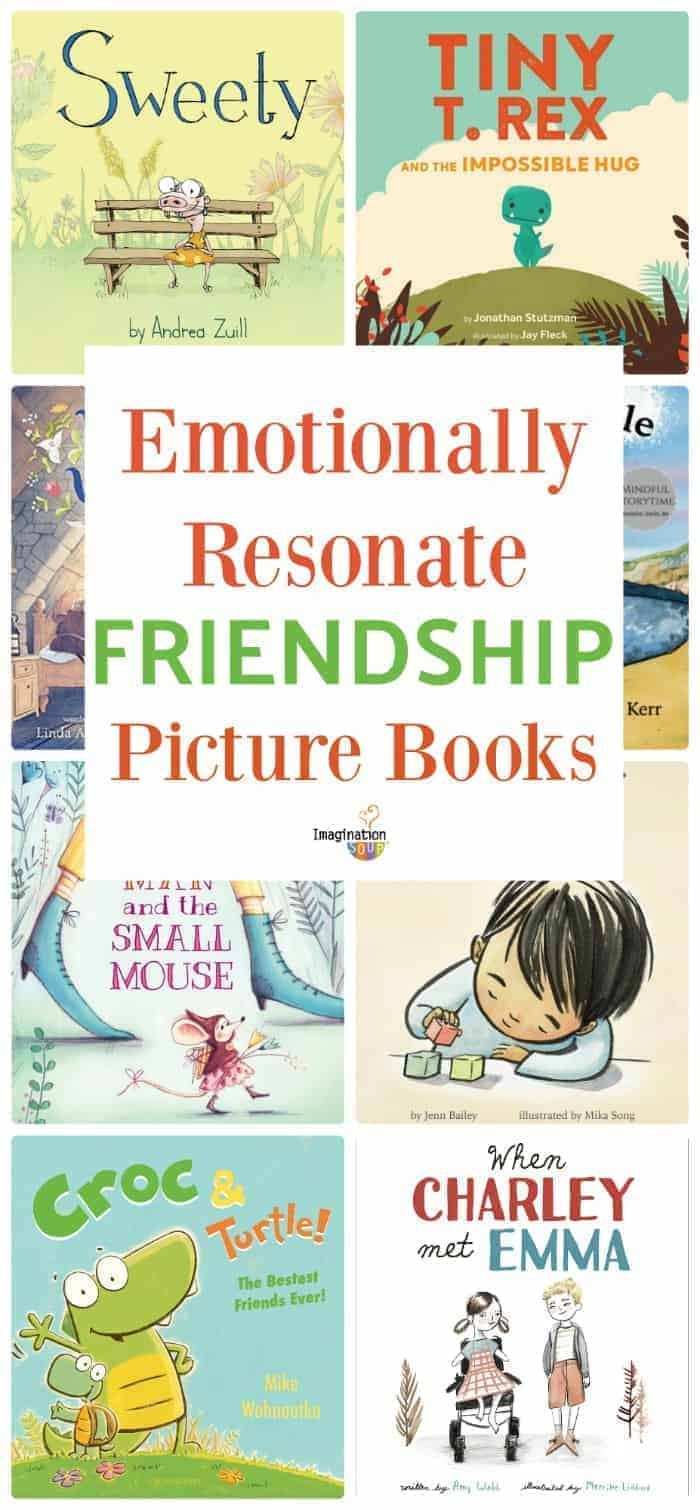 8 New Emotionally Resonant Friendship Picture Books