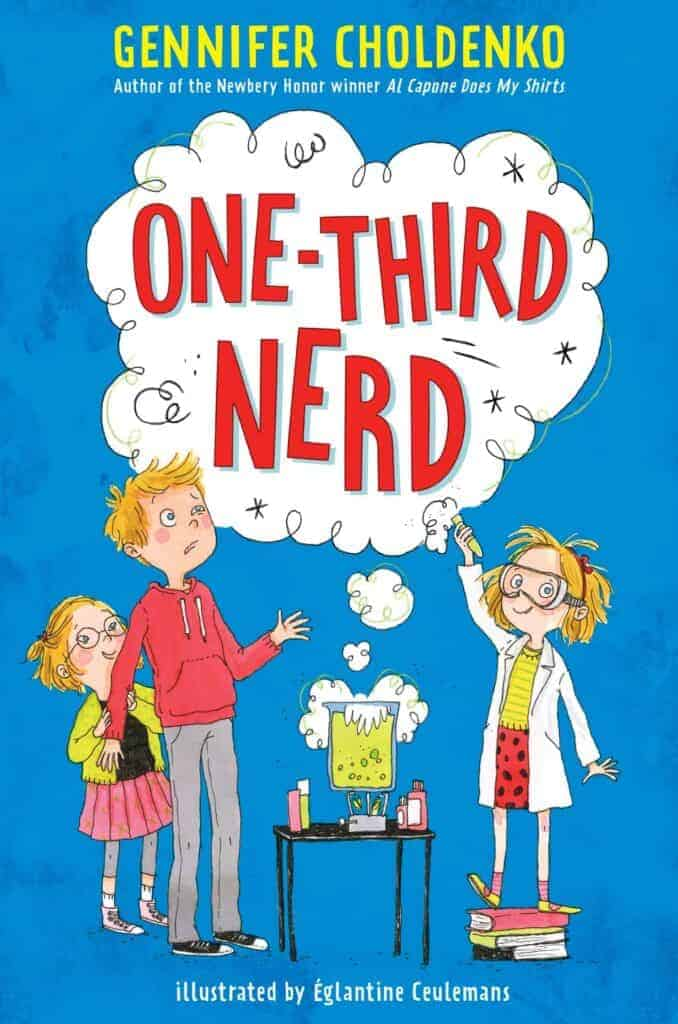 Popular Illustrated Chapter Books for Middle Grade Readers