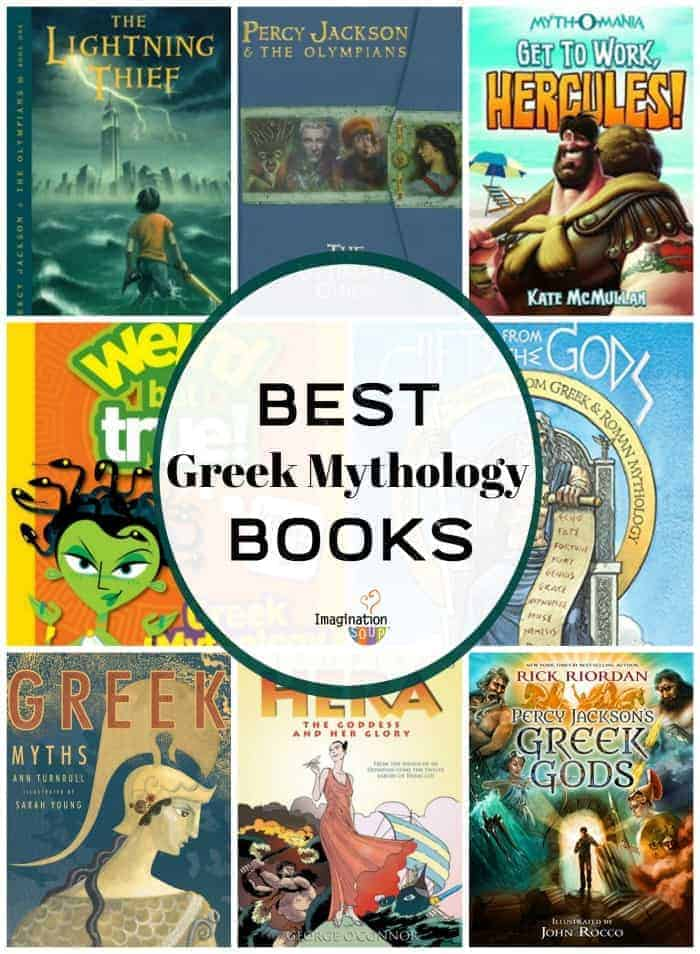 The Best Greek Mythology Books for Kids