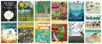 childrens books about habitats and ecosystems