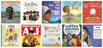 children's picture book biographies about African Americans