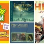 What are the Best Greek Mythology Books for Kids?