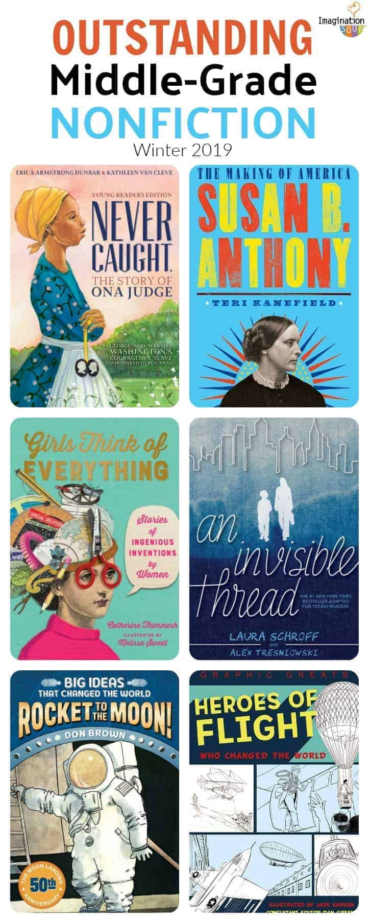 new middle grade nonfiction 2019