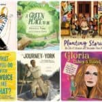 What's New in Biographical Picture Books, Winter 2019