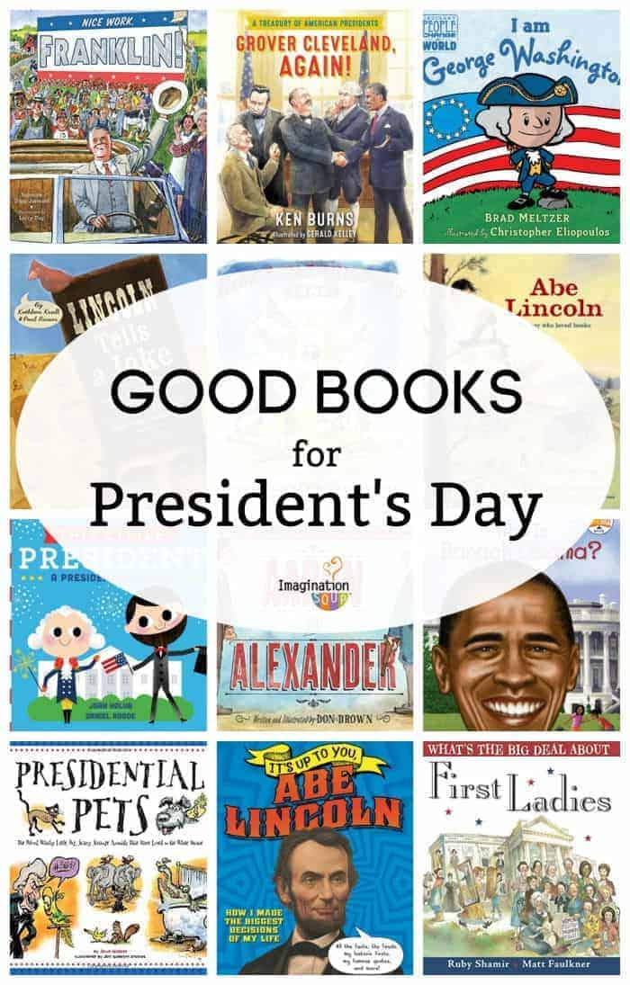 Best children's books for President's Day