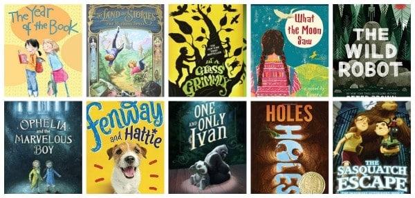 best 3rd third grade read aloud books