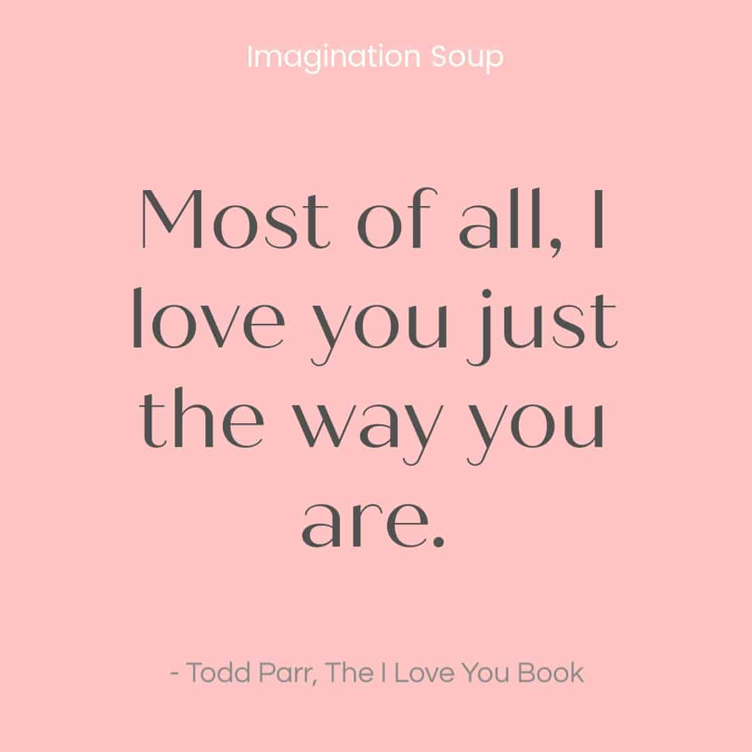 I Love You Quotes (From Children\'s Books) | Imagination Soup