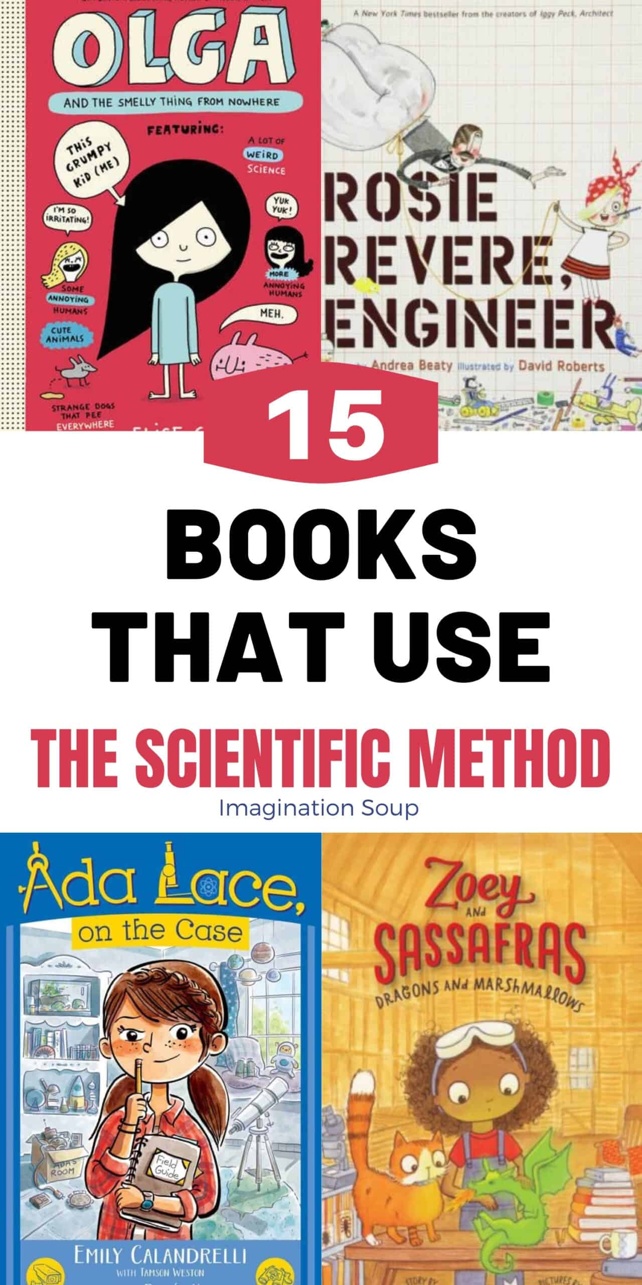 BEST books for that use the scientific method
