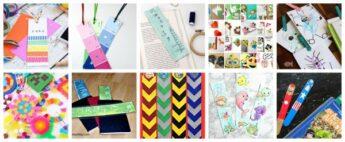 DIY Bookmark Activities for Kids