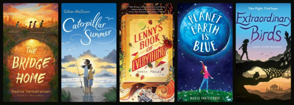 Heartbreaking, Redemptive Middle Grade Books 2019