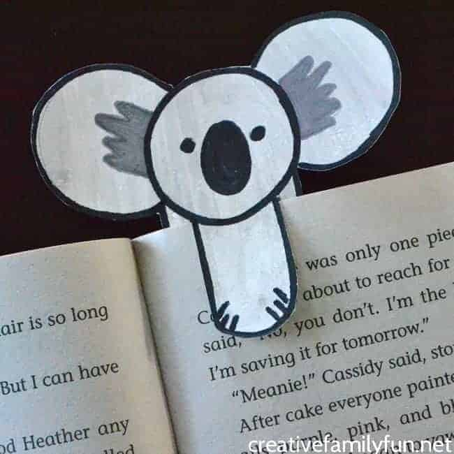 DIY bookmark projects