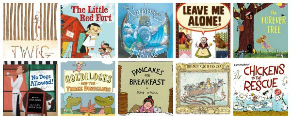 Mentor Texts to Teach Sequencing & Beginning, Middle, and End