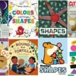 16 Fun Children's Books About Shapes