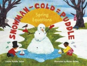 best picture books about the spring season