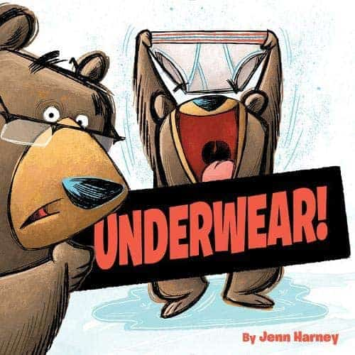 funny picture books about underwear