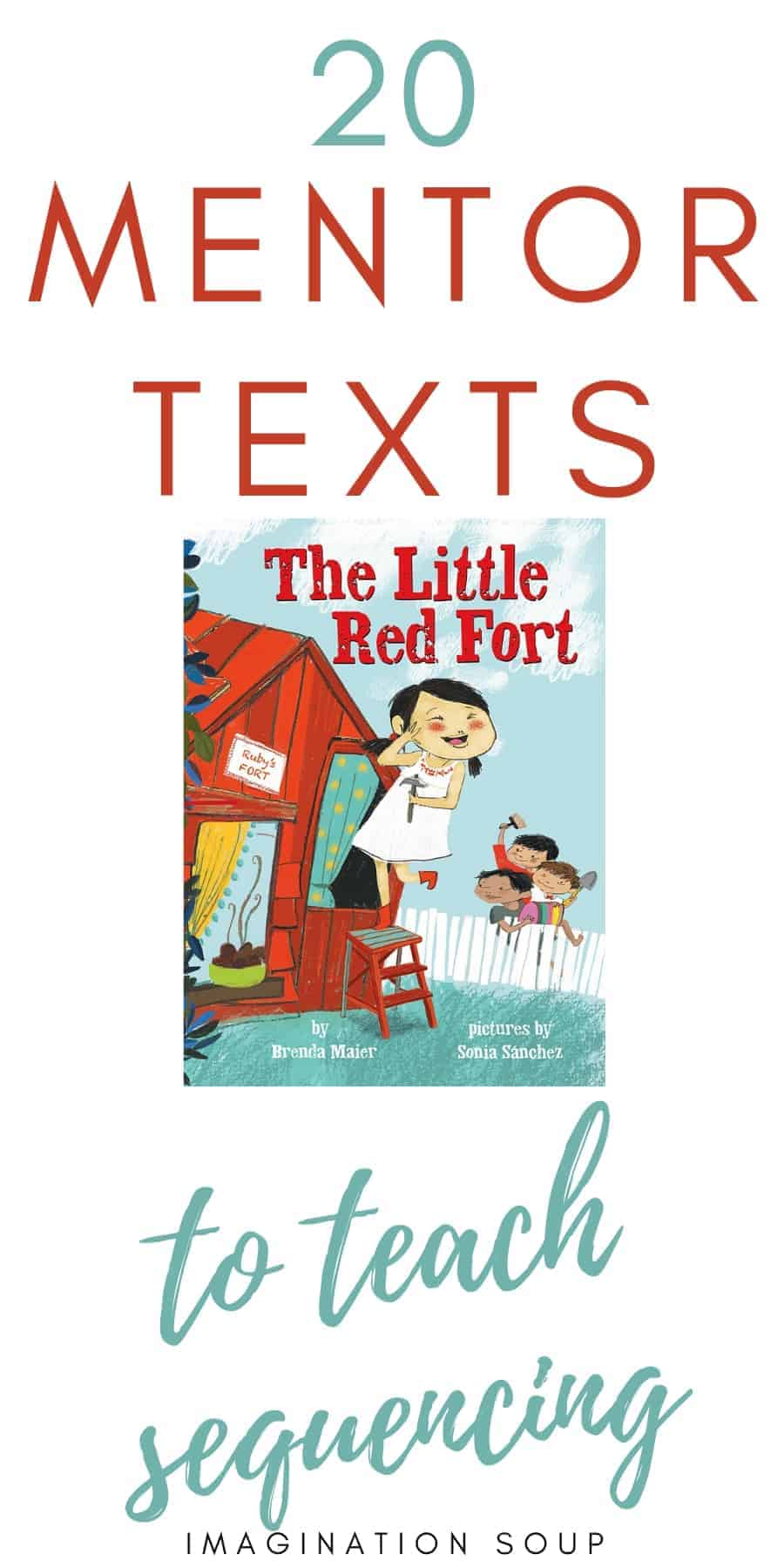 mentor texts to teach sequence