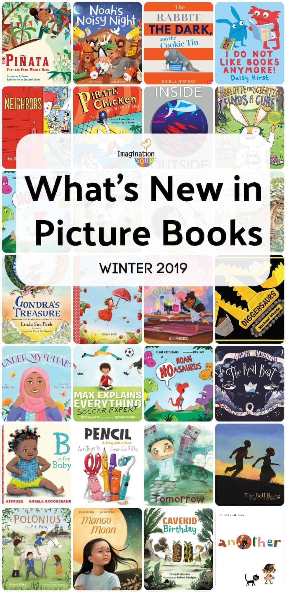 new picture books March 2019