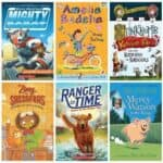 2nd Grade Summer Reading List