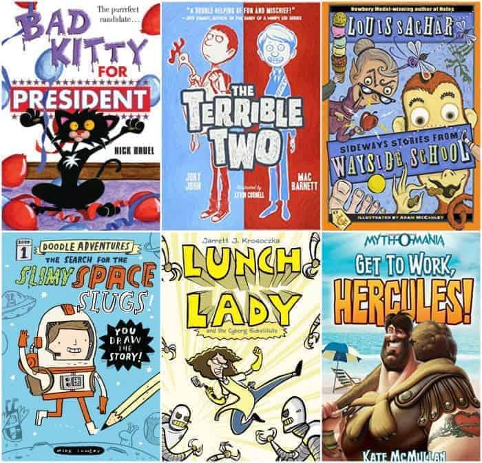 3rd Grade Funny Books