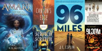 6th grade summer book list
