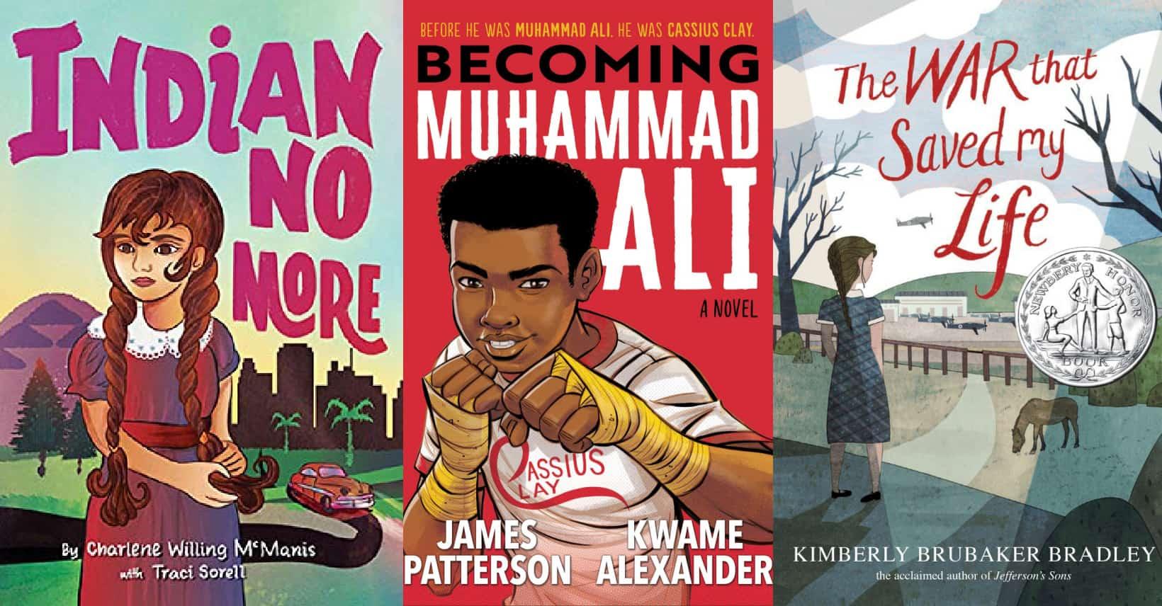 6th grade summer reading historical fiction