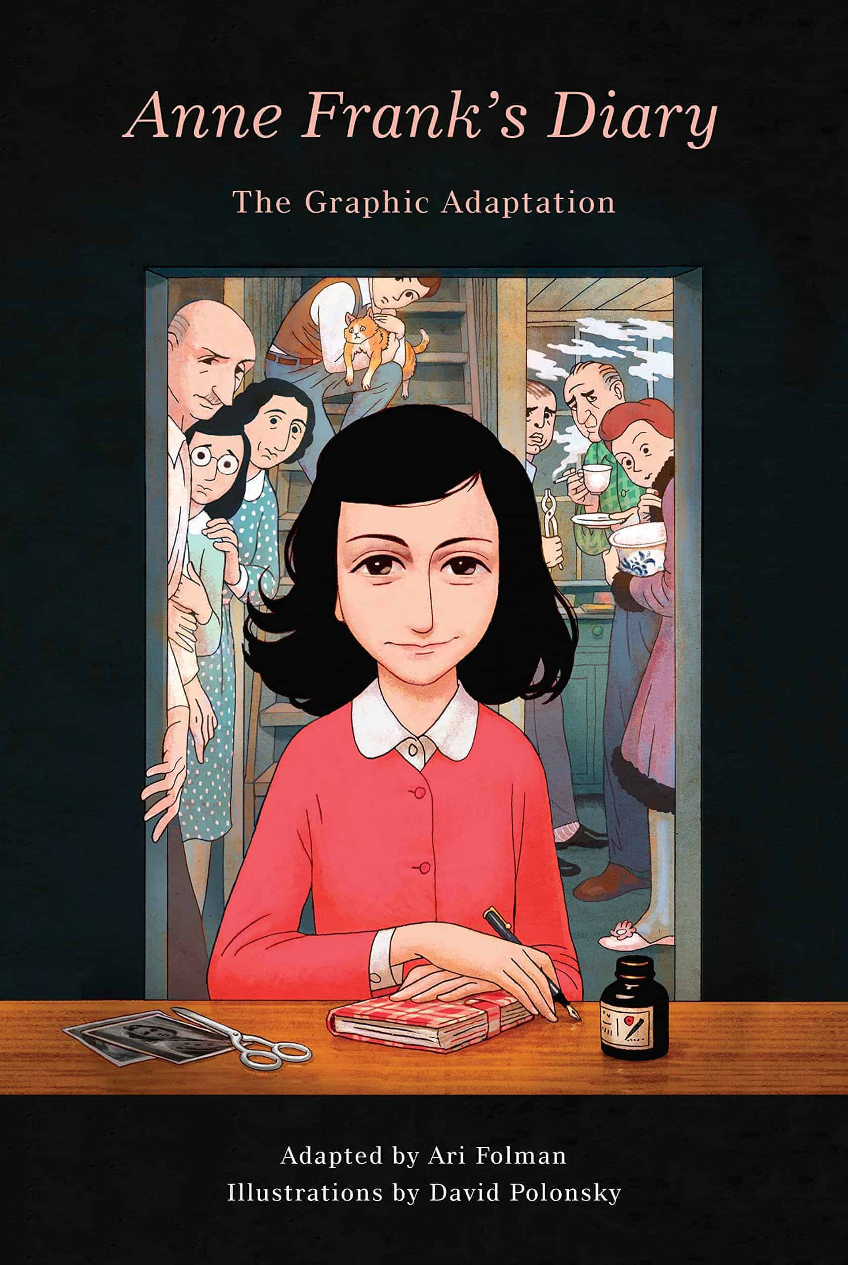 graphic novel biography for Women's History Month