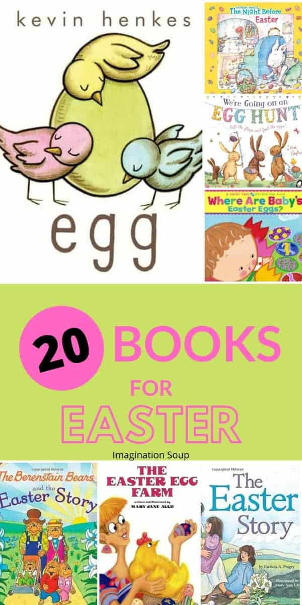 Easter picture books for kids