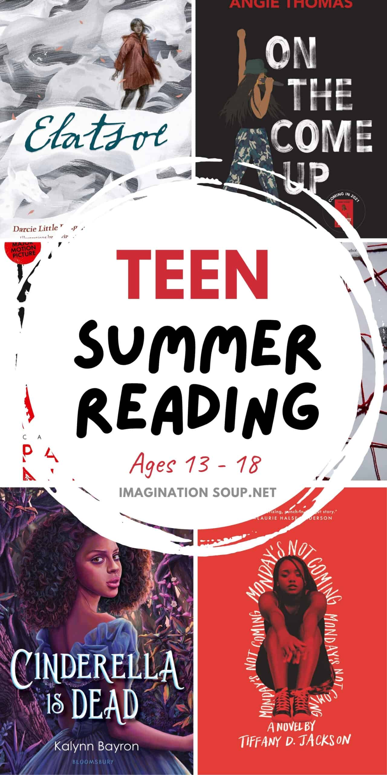 Teen Summer Reading List Ages 12   12   Imagination Soup