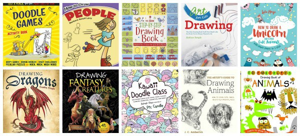 The best children's drawing book