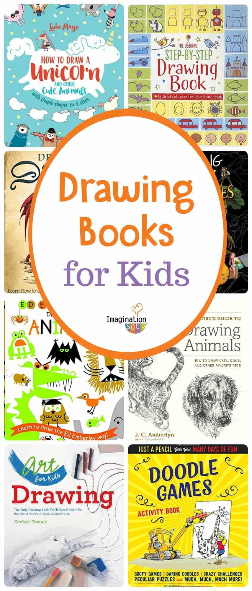 Best Drawing Books and Supplies for Kids