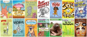 first grade summer reading list