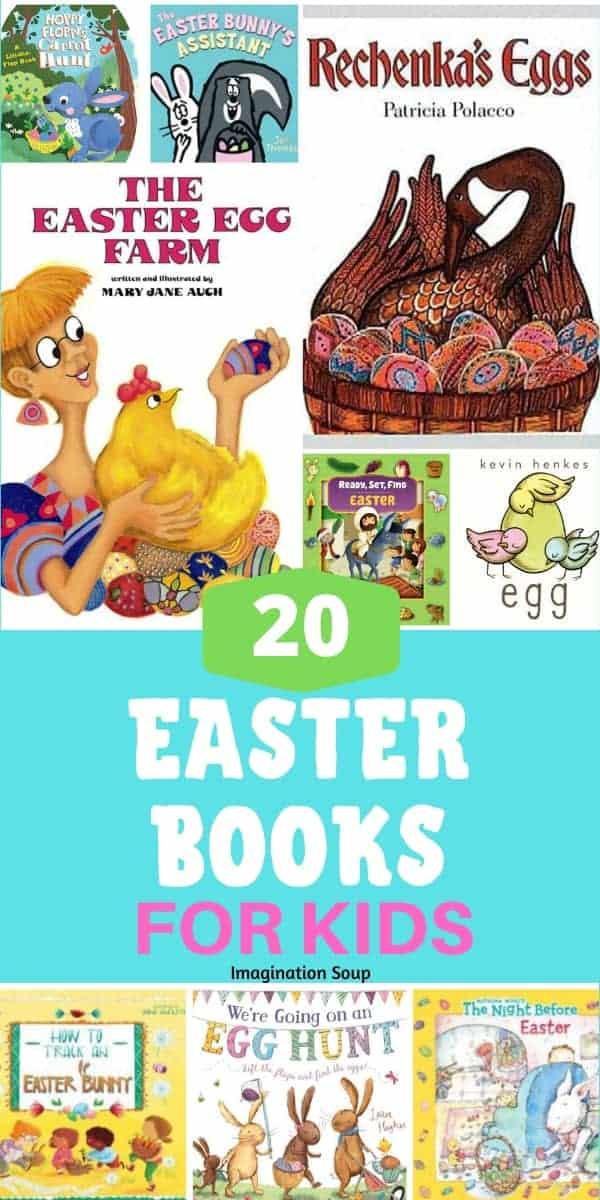 good Easter books for kids