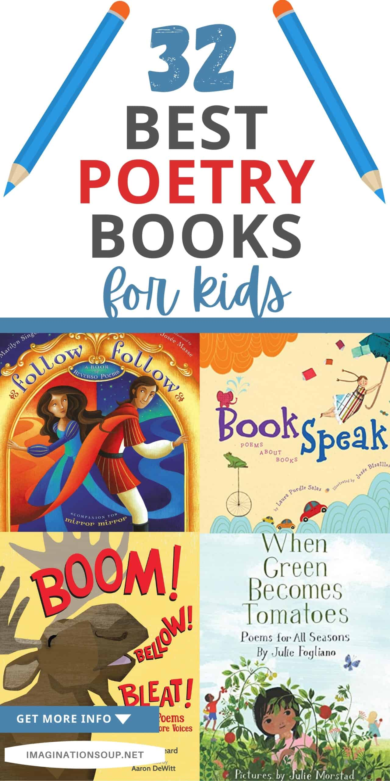good poetry books for kids