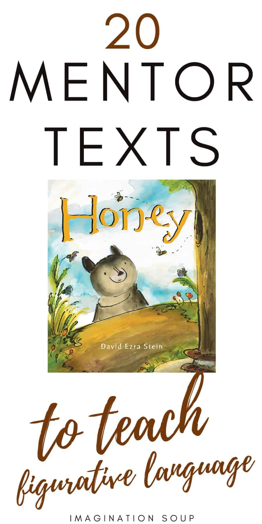picture book mentor texts to teach similes and metaphors (figurative language)