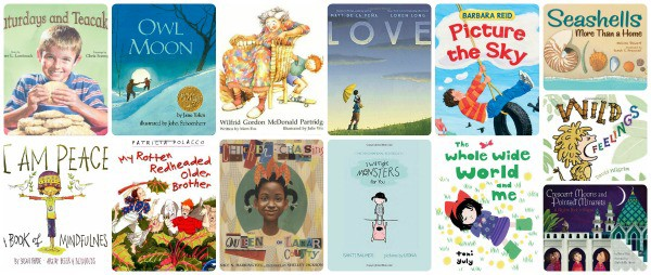 picture books mentor texts similes and metaphors