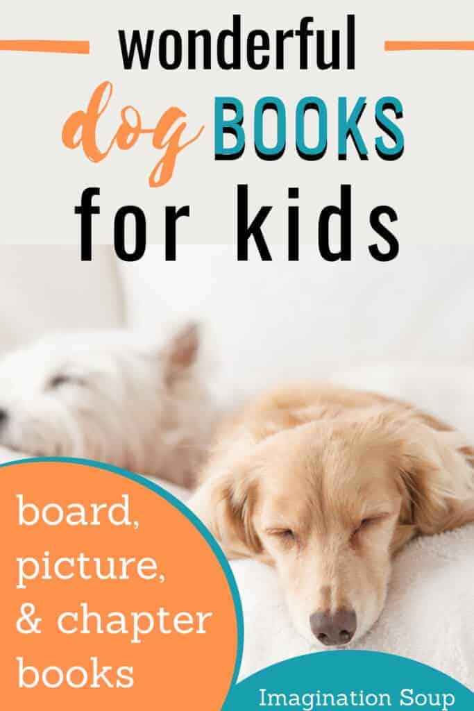 the best dog books for kids of all ages