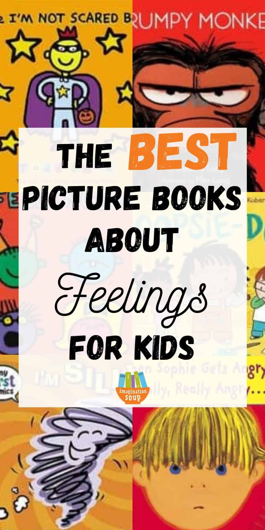 the best picture books about feelings
