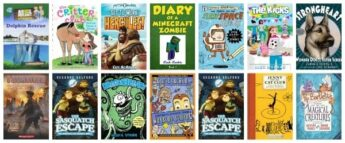 third grade summer book list