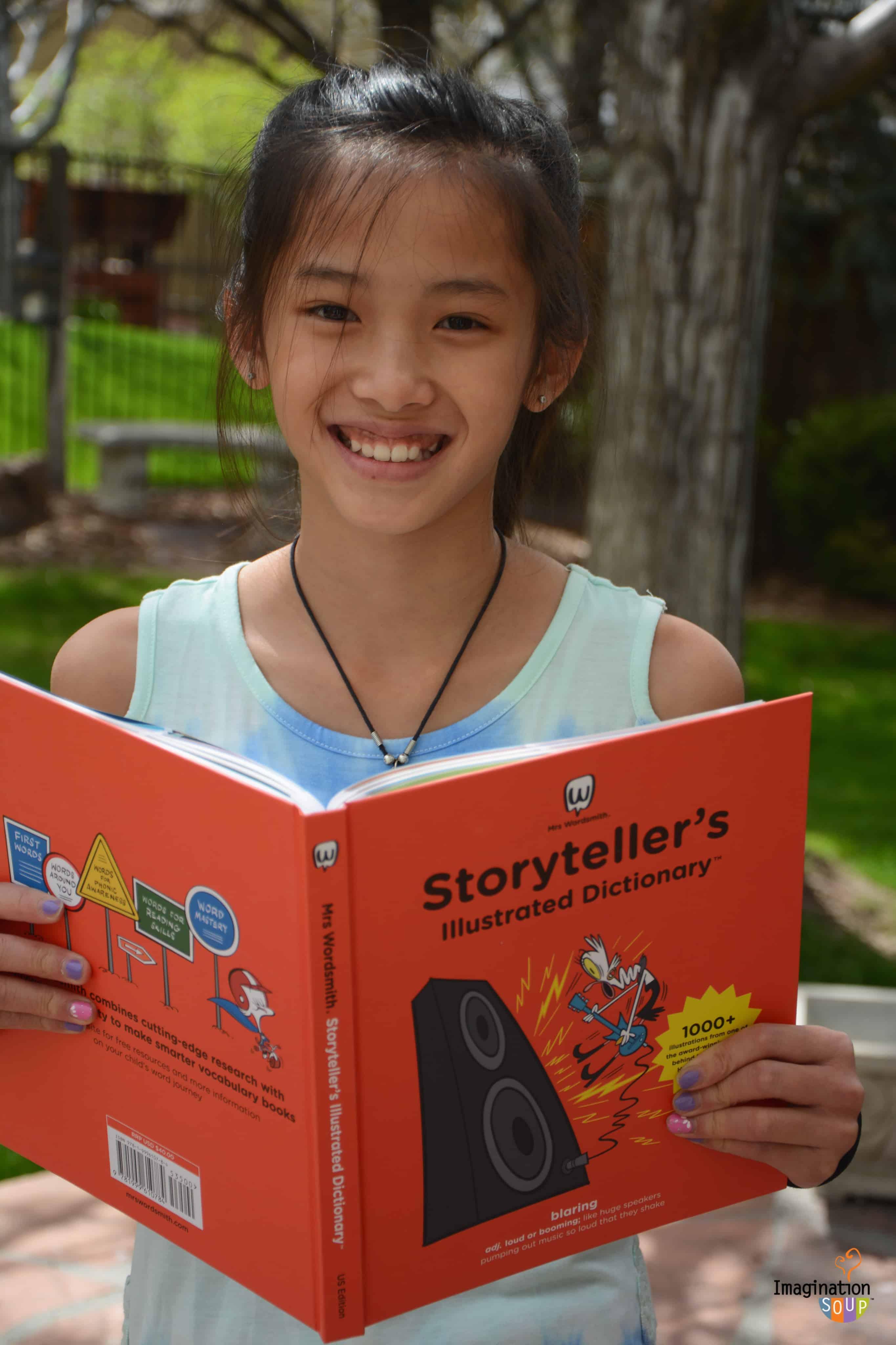 Illustrated Storyteller Dictionary for Kids